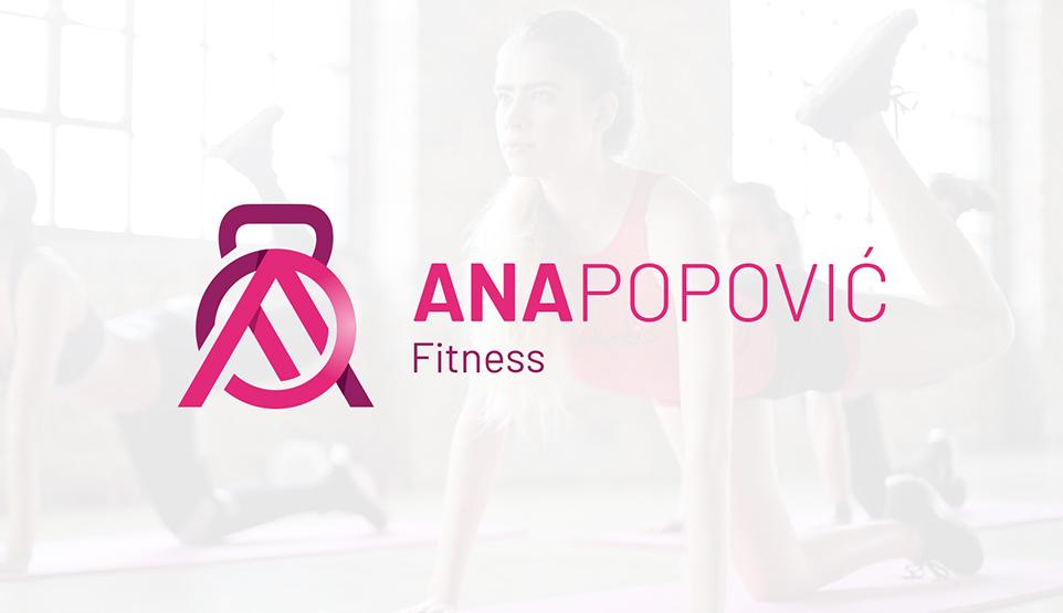 Ana Popotin - Fitness